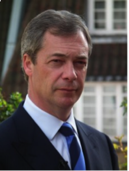 Nigel Farage-UKIP