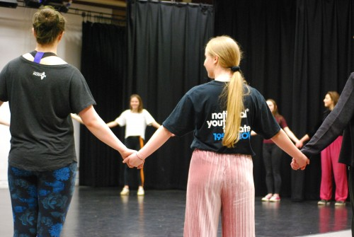 National Youth Theatre Workshop 1