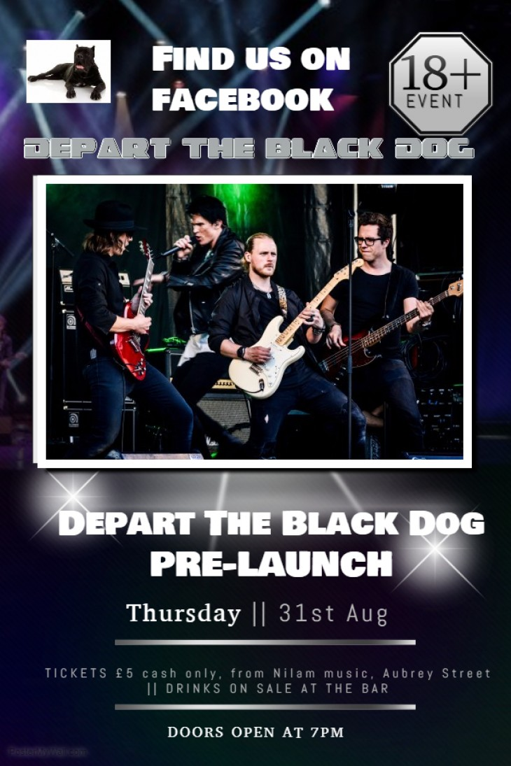 Depart the Black Dog