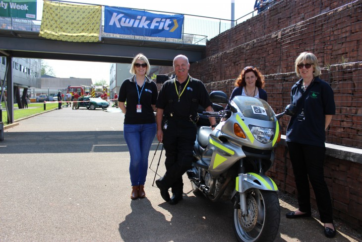 The Safer Roads Partnership and Herefordshire Council