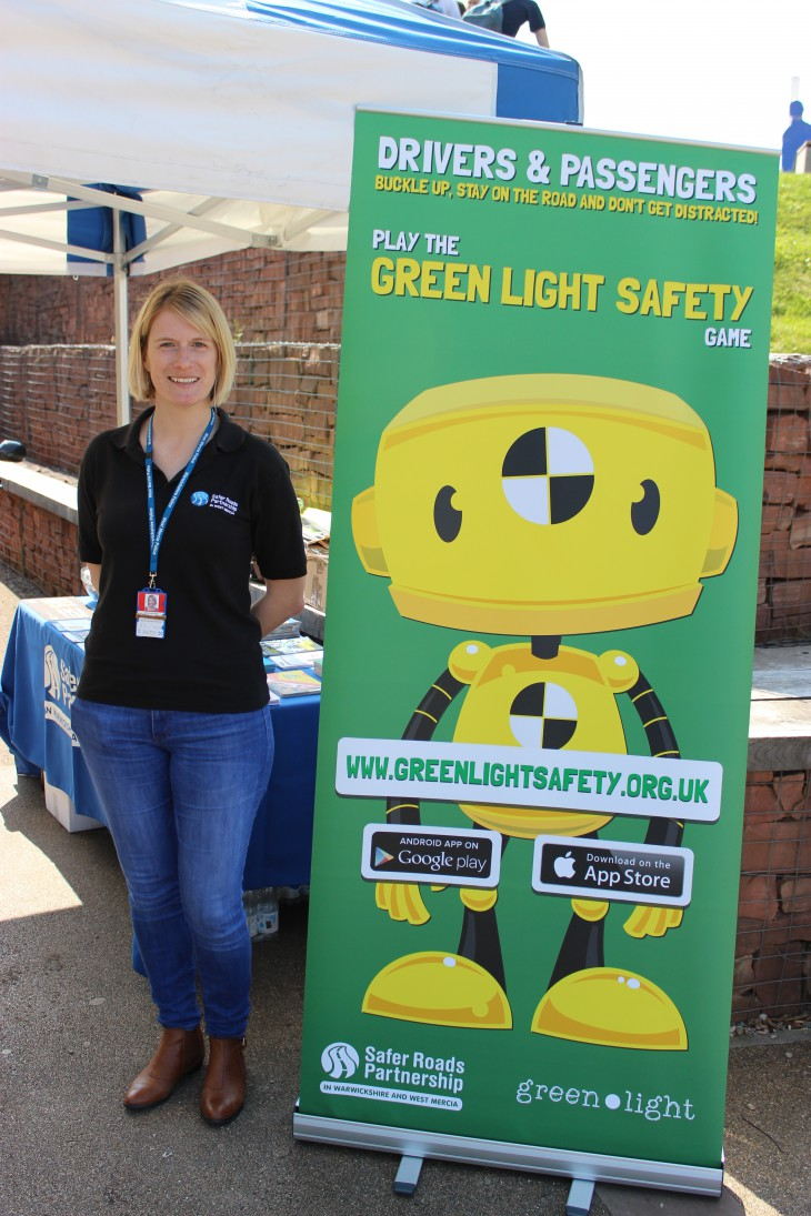 Play the Green Light Safety Game