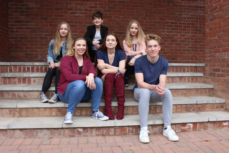 National Youth Theatre - successful students 2017
