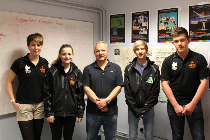 News & Events > Elite Athlete Support Programme Goes from ...