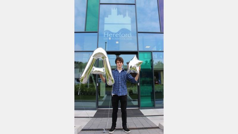 Ben Beckinsale (King Henry VIII Comprehensive School) achieved A* German, A* Mathematics, A* Music and A Physics. Ben will be taking up a Broadcast Engineering appreticeship, which includes a sponsored degree, with the BBC.