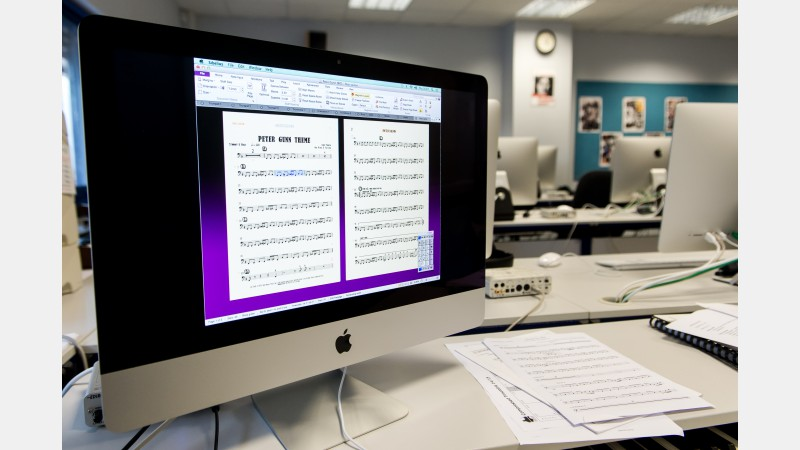 Music Suite with AppleMacs