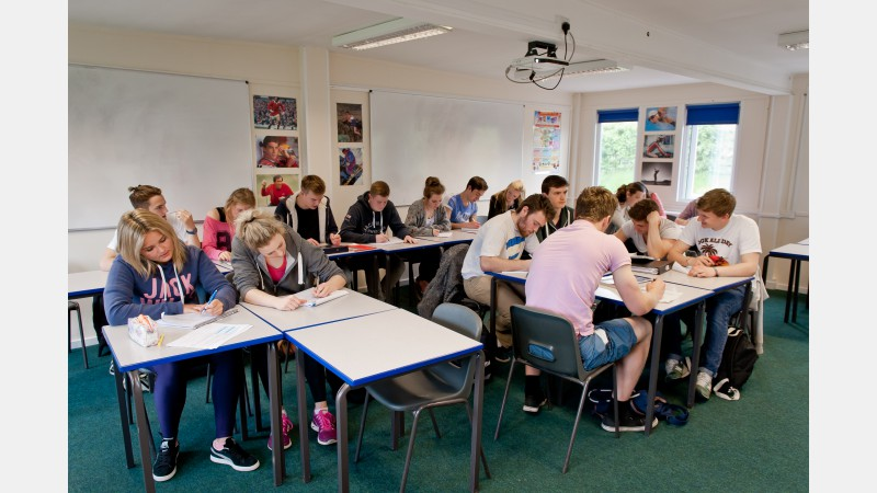 Modern Classroom Students ~ Why choose us gt facilities classrooms hereford sixth