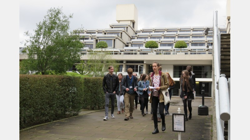 HE+ Students Visit Cambridge 5