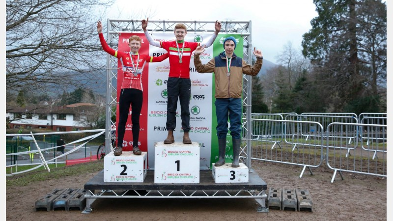 Welsh National Cyclo-Cross Championships 2018 1